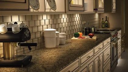 Kichner Cabinet Lighting