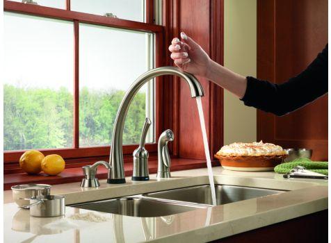 Pilar Kitchen Faucet, Delta