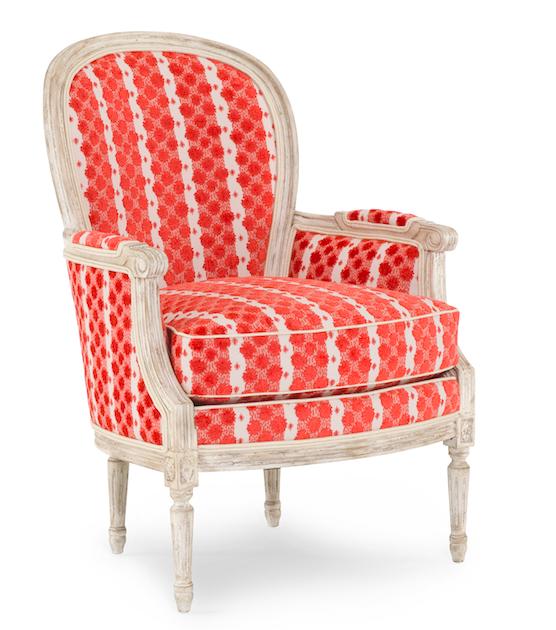 Leia Chair, Wesley Hall
