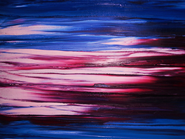 Red White Blue by Charlotte Chisnall