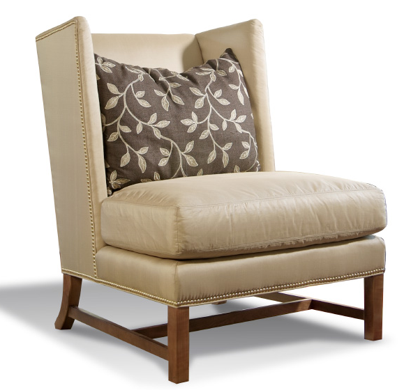 8494-000 Wing Chair, Harden Furniture