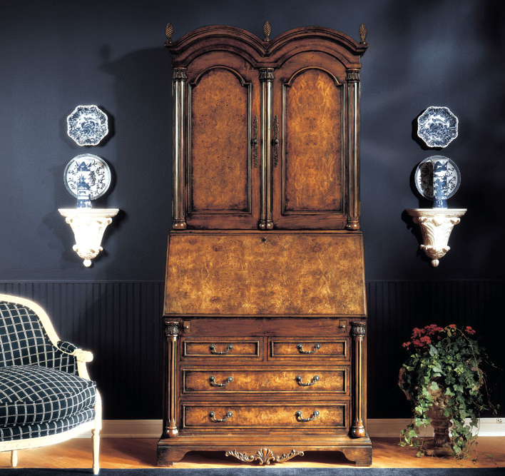 329 Secretary, Harden Furniture