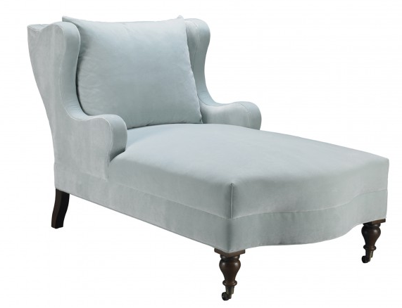 Montclaire Chaise, Mr. and Mrs. Howard for Sherrill Furniture