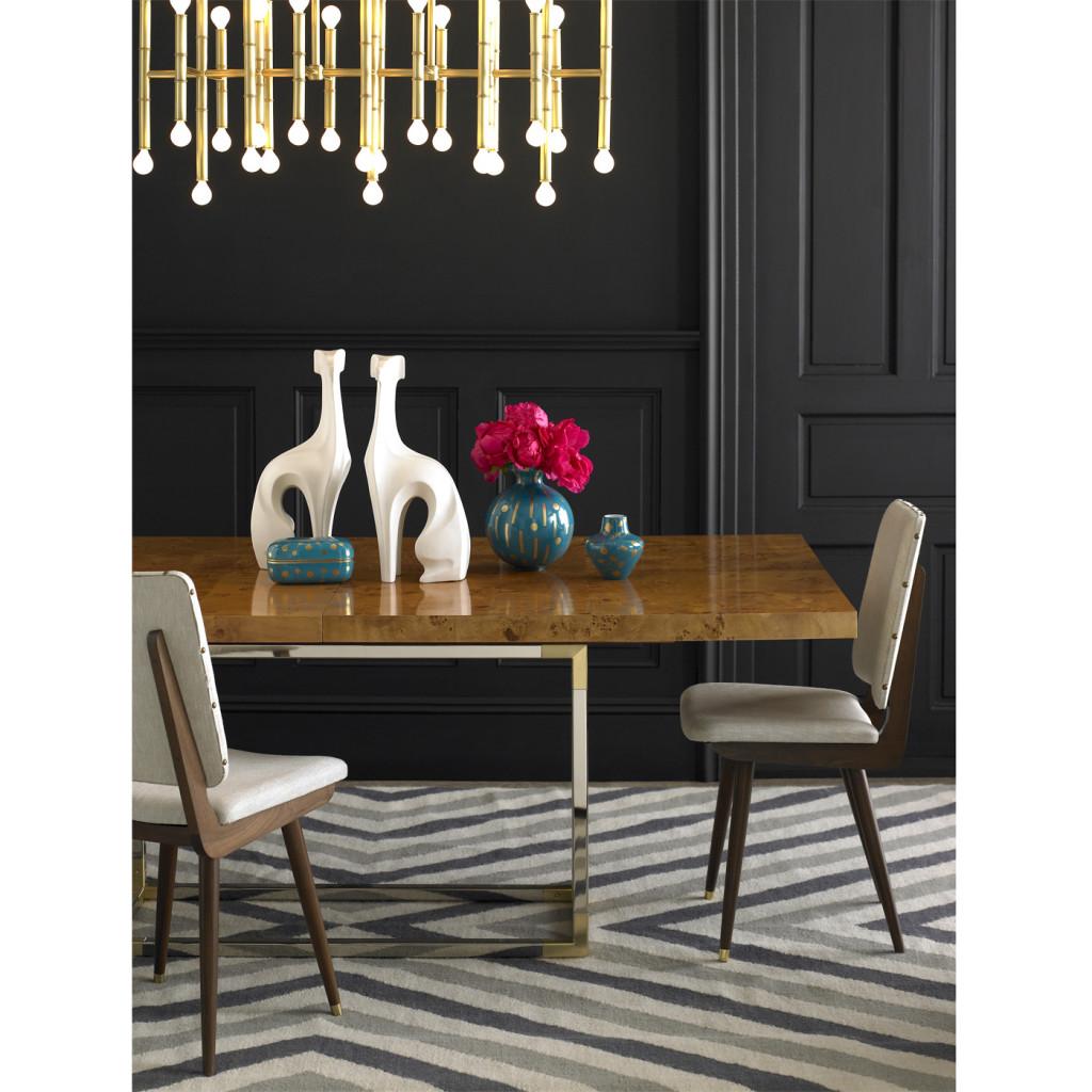 Bond Dining Table, Jonathan Adler