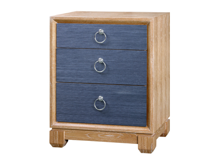 Calvin 3-Drawer Side Table, Bungalow 5