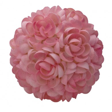 Decorative Ball in Clamrose Seashell Pink, Kouboo