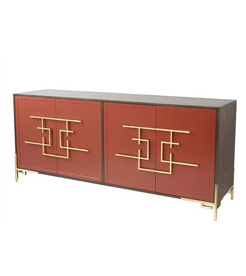 Chinois Sideboard, Madeline Stuart