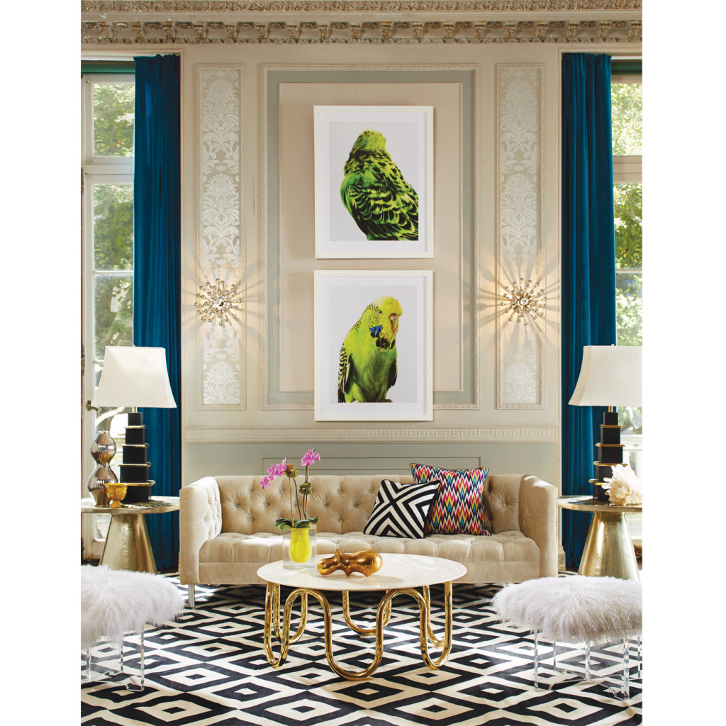 Scalinatella Cocktail Table, Jonathan Adler
