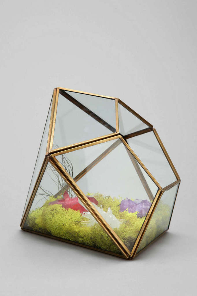 Magical Thinking Geo Terrarium, Urban Outfitters
