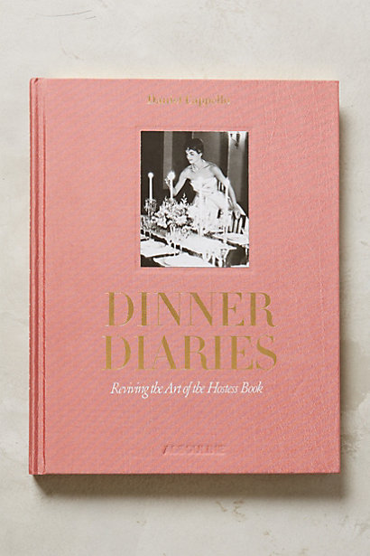 Dinner Diaries: Reviving The Art Of The Hostess, Anthropologie
