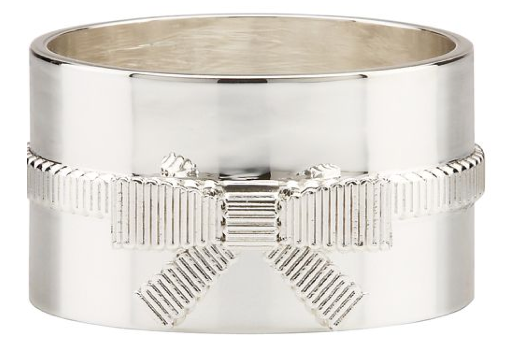 Grace Avenue Napkin Ring, Set of Four, Kate Spade