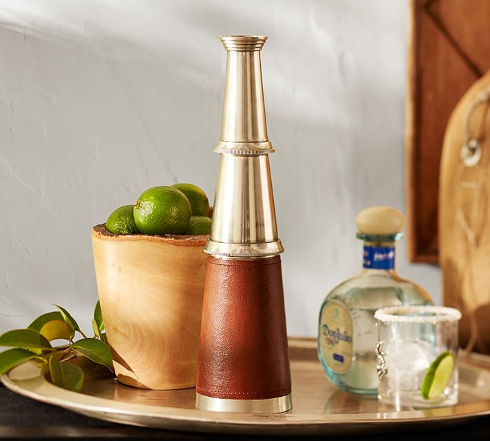 Telescope Cocktail Shaker, Pottery Barn- $22.99