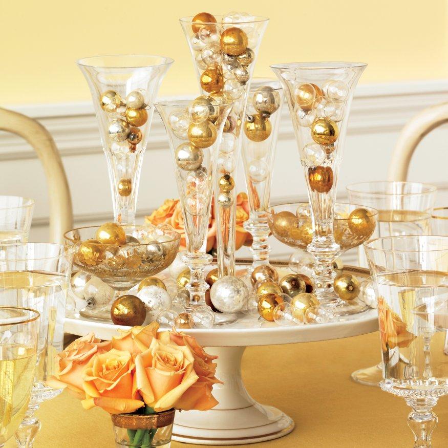 Sparkling Setting, Martha Stewart