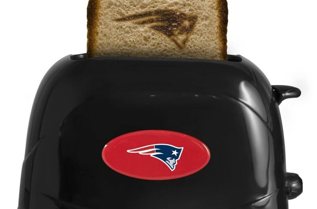 Super Bowl-Inspired: Go Patriots!