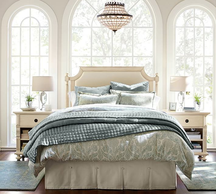 Sofia Headboard, Pottery Barn