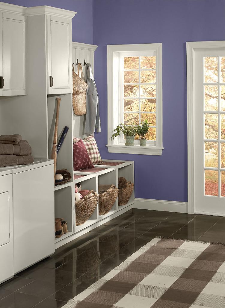 Color Feature Lavender Susan Hayward Interiors