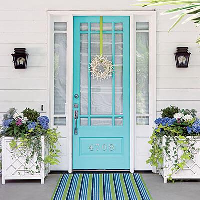 Make Your Front Door Fabulous!