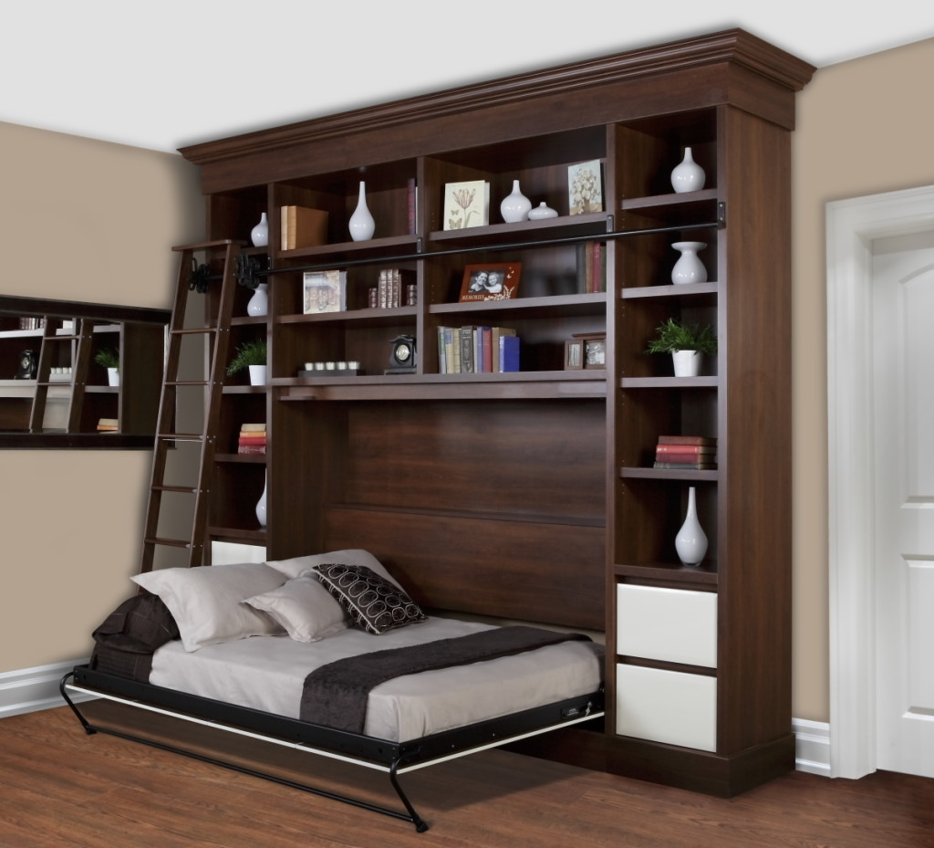 Turn A Spare Bedroom Into A Home Office / Guest Room