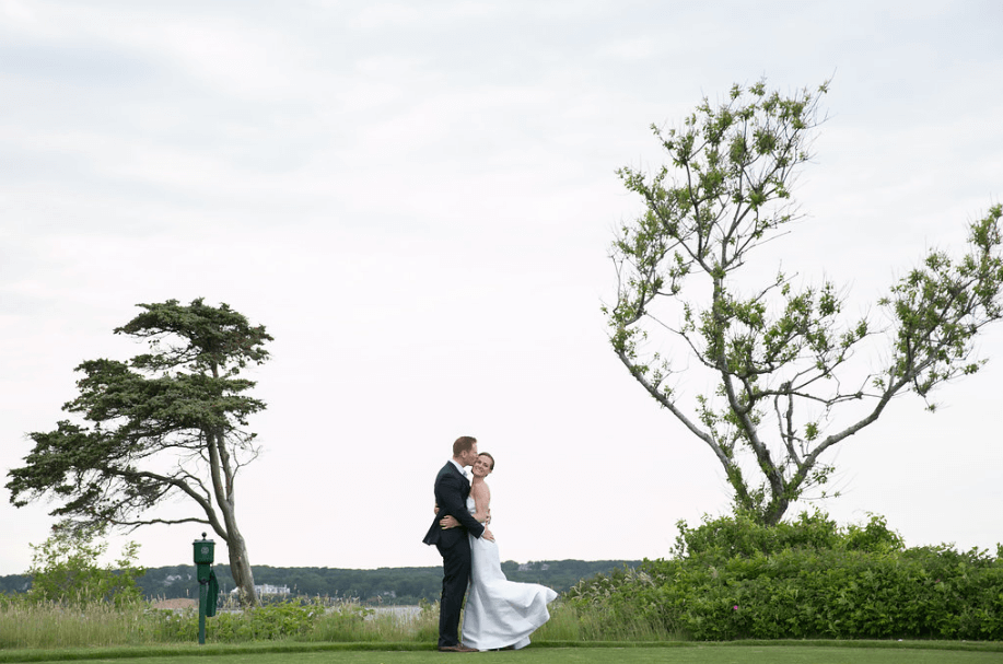 A Tale of 2 Weddings: Classic Cape Cod and Vintage Romance