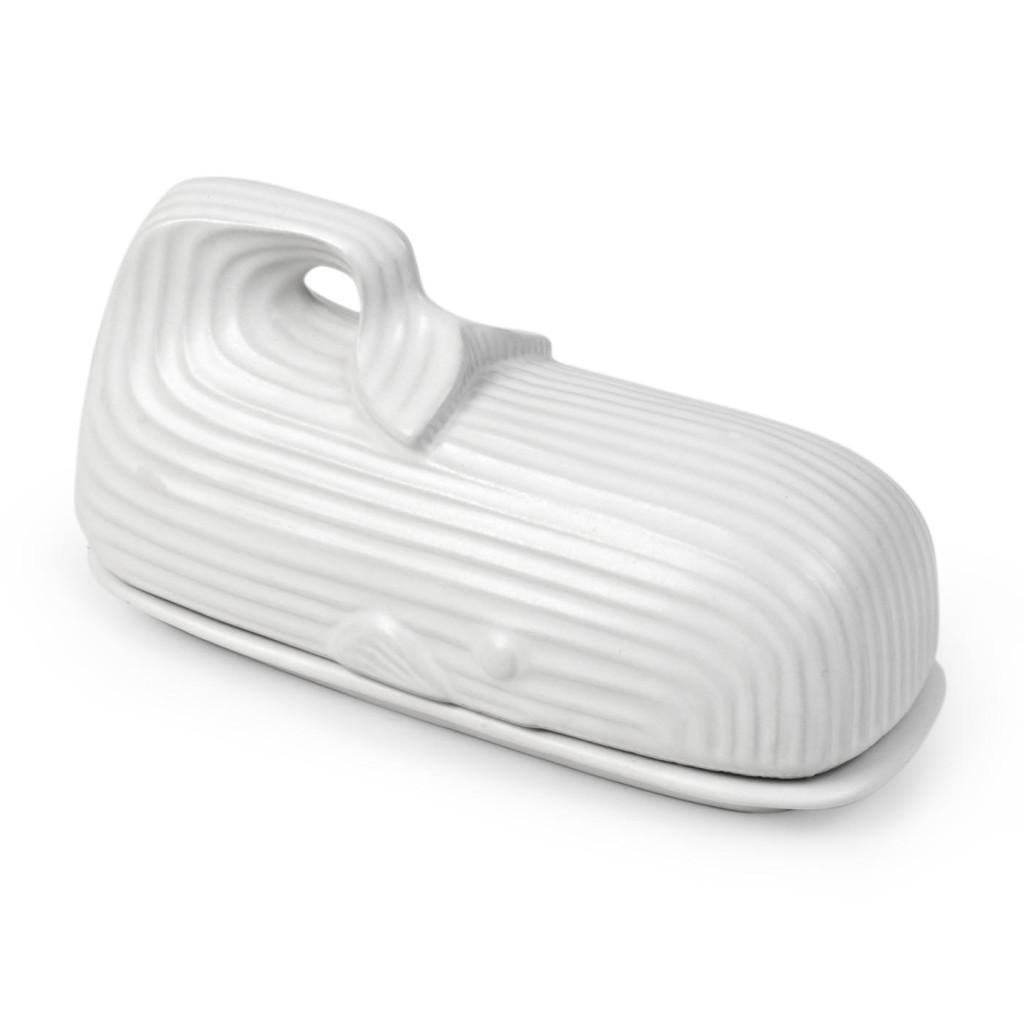 Ceramic Whale Butter Dish- Jonathan Adler