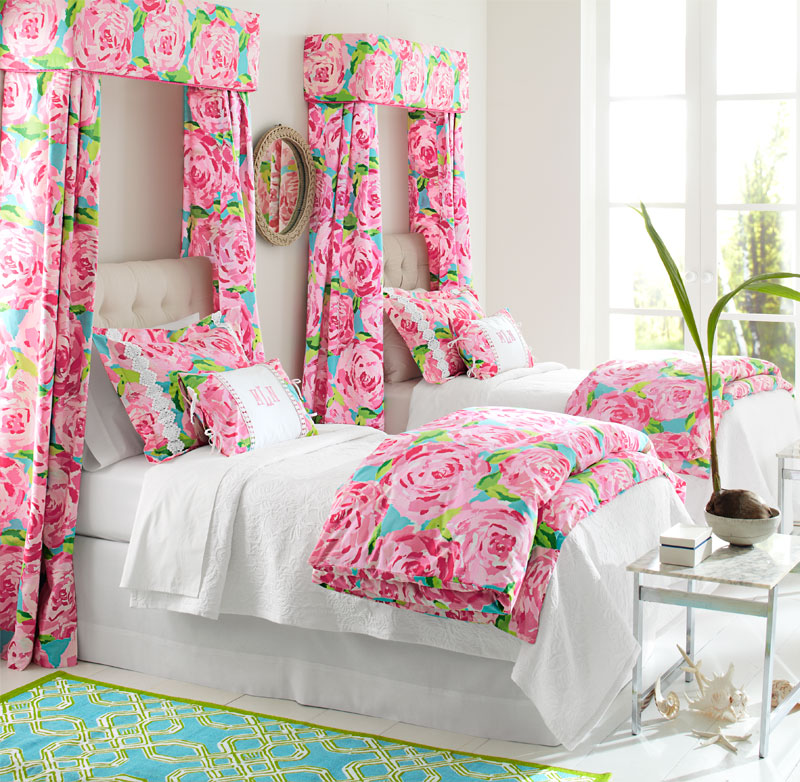 Lilly Pulitzer for Garnet Hill