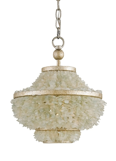Shoreline Pendant by Currey & Company