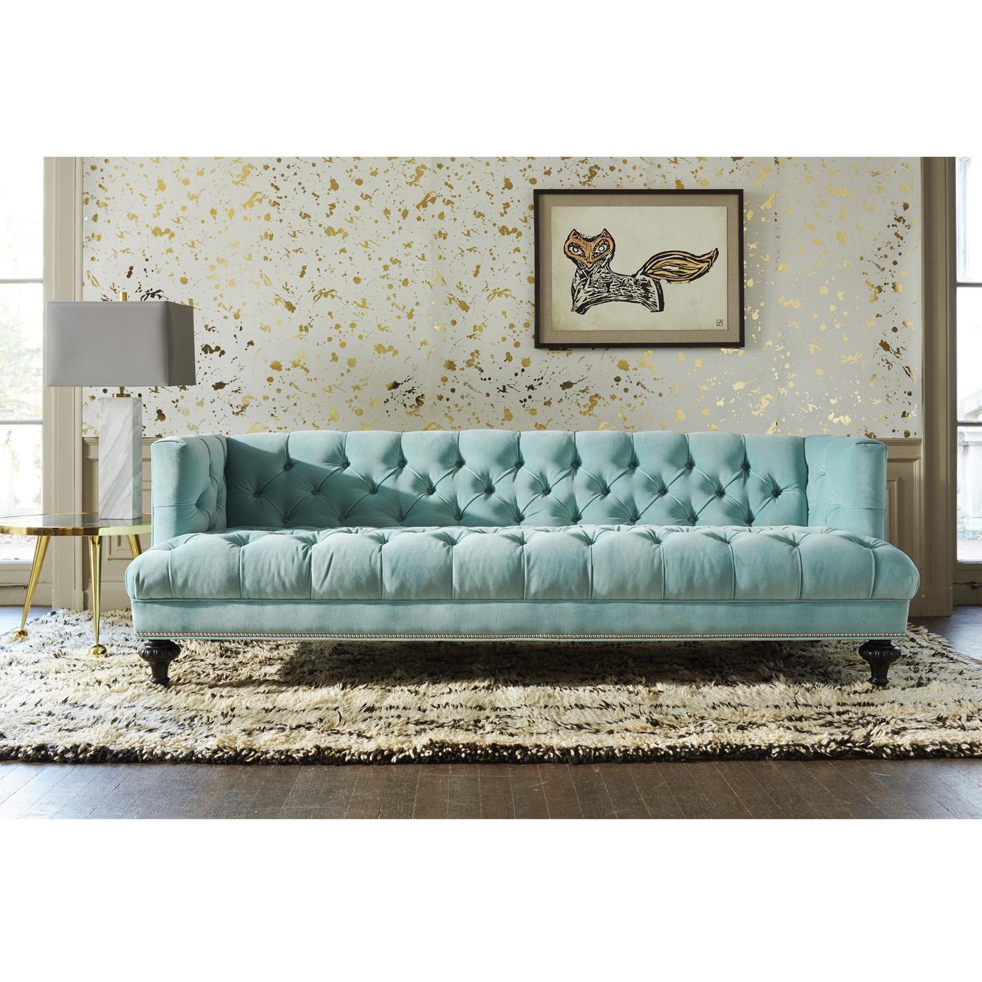 Modern Furniture Baxter Sofa Full Spr15 Jonathan Adler Susan